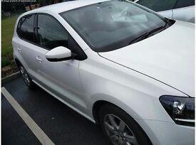 VW Polo - White