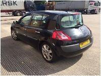 Renault megane for sale 2L