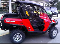 CAN-AM COMMANDER TM 800R