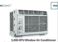 2 air conditioners