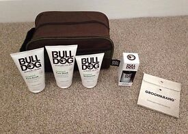 Bull Dog Mens Grooming Set with Extras