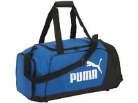 Brand new PUMA sports bag in good condition