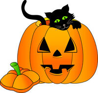 """"""" JUST BECAUSE """" Ghouls and Pumpkins Craft Show and Sale"""