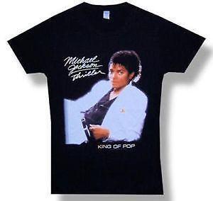 45cb5880e32 Michael Jackson Thriller Shirts