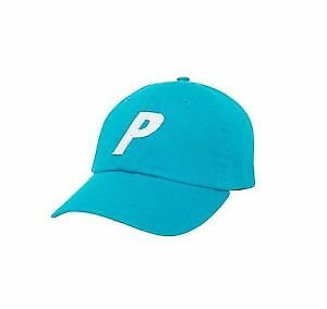 Palace 6 panel hat light blue. brand new