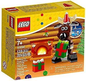 LEGO Reindeer - RETIRED and FACTORY SEALED