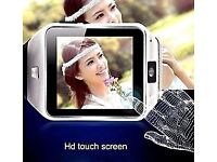 DZ09 Smart Watch For Android HTC Samsung iPhone iOS Camera SIM Slot UK