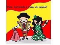 Spanish Teacher. Native speaker.