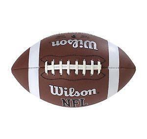 Vintage Wilson NFL Football