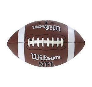 Wilson Nfl Football Ebay