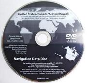 GM Navigation Disc