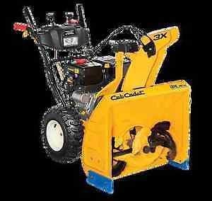 CUB CADET LIKE NEW