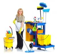 Experienced Office Cleaner Needed in Brantford