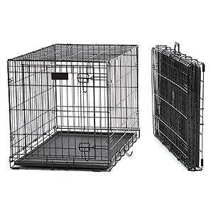 Large Wire Dog Crate for Sale