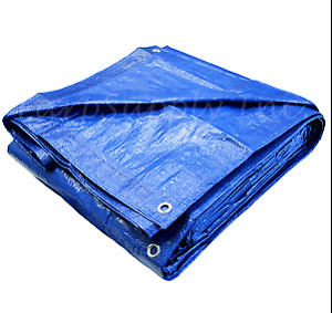 General Purpose Blue Poly Tarps