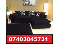 SALE NEW luxury corner sofa as in pic left or right chase