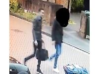 Stolen Rolex - Have you seen this thief?