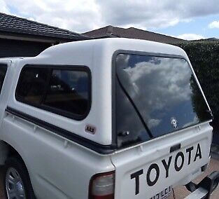 WANTED hilux canopy