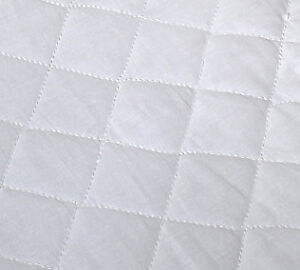 Crib Quilted Waterproof matress cover