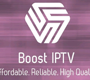 Boost IPTV - 2 Months Free - Best IPTV Box and Subscription