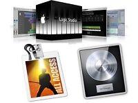 Apple Mac Software Application Installation Logic Studio
