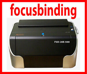 New Cerlox Comb Binding Machine Electric Puncher,Movable Pins