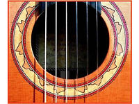 Cambridge Guitar Club Live Acoustic Music - Thursday 6th April 2017, 20:00 to 22:00