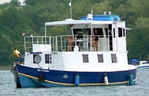 41' All Steel Trawler - KNOTTY TOO