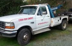 1997 Ford F-450 Tow Truck $9500 OBO