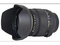 Sigma 17-50mm 2.8 Nikon fit