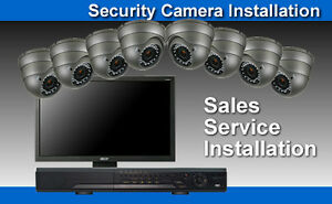 Security IP Camera HD System 1080/720p•3/4/5mp Pro-Installation*