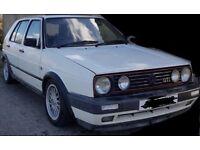 Volkswagen Golf mk2 gti 1.8