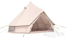 For Sale Bell Tent which has never been used. As new