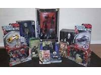 Collection Of Neca Sota Hasbro and more