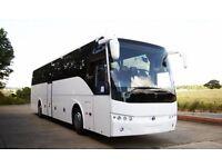 London Minibus and Coach hire