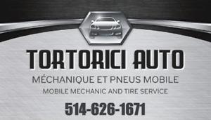 TORTORICI AUTO - mécanicien mobile   mobile mechanic