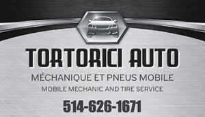 TORTIRICI AUTO – mobile mechanic and tire service