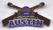 Hard Rock Cafe Pin Austin