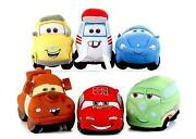 Disney Cars Soft Toy