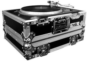 ROAD READY TURNTABLE CASE / TABLE TOURNANTE