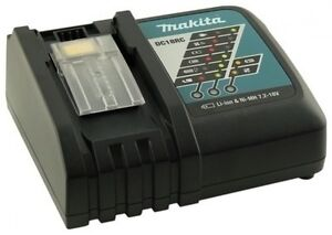 FAST DISPATCH! NEW MAKITA LXT DC18RC AU 240V LI-ION CHARGER REPLACES DC18RA