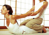 **Authentic Traditional Thai massage**