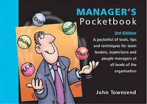 The Manager's Pocketbook (Management Pocketbooks), Townsend, John, New Book