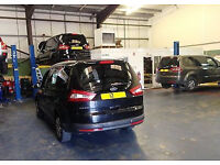 ford galaxy smax mondeo powershift gear box (supply and fit)