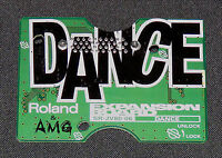 Carte expansion Roland Roland expansion SR-JV80-06 Dance