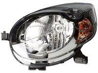 Genuine Valeo 043002 Citroen C1 Headlamp Left 05-14 OEM 620873 811500H060 Brand New