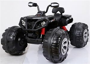 Huge Child Ride On 24V ATV # 4 with Mp3 Input, Forward, Reverse