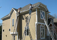 Eavestrough Gutter Soffit fascia Installation and Repair