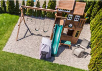Outdoor Playset / Park