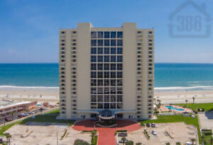 GORGEOUS OCEANFRONT WITH BALCONY DIRECT OCEAN VIEW/FLORIDA/PEACE